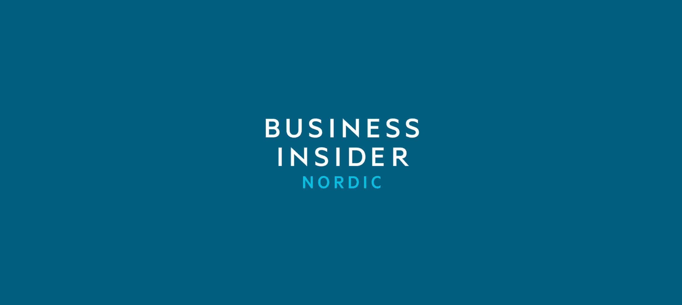 Business Insider Nordic